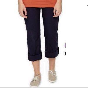 Oh Baby! Motherhood Adjustable Cargo Pants nwot